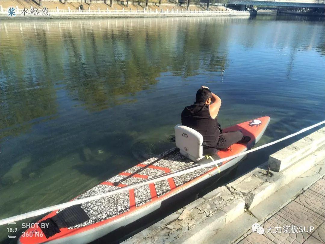 水路线 -嫁接!桨板+独木舟=SUPCanoe