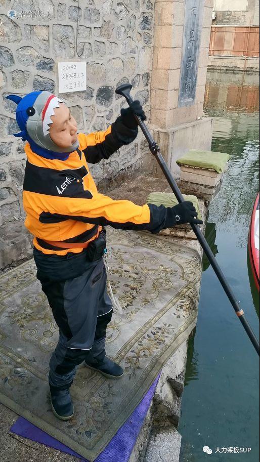 """水路线 -大力桨板SUP·视频教学-初学桨板""""桨""""如何调节!"""