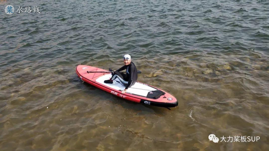 水路线 -2019-3-28 周四,SUP桨板·精彩视频·照片集锦!