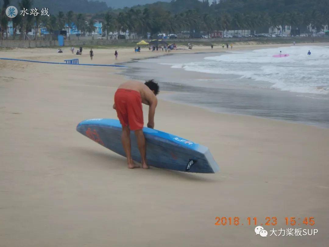 水路线 -SUP桨板环海南旅行之(10)陵水南湾探索+万宁日月湾桨板世界杯观赛