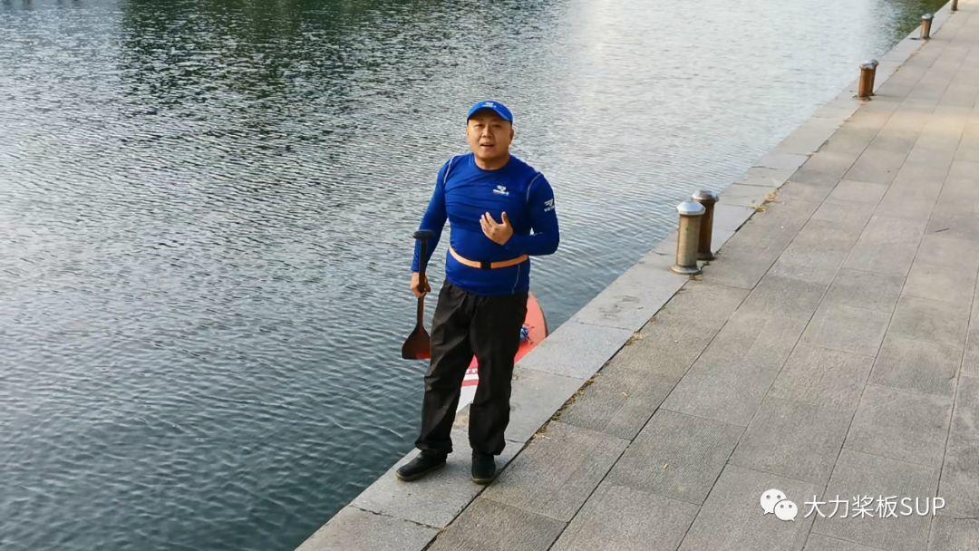 桨板入门:划桨动作的注意事项!