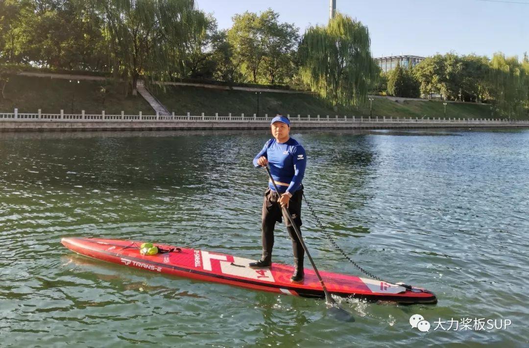 桨板入门:桨板的站位~上集!
