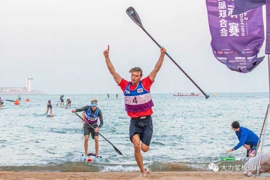2019青岛ICF世界桨板锦标赛--5KM技术赛(世界级顶尖手决赛)